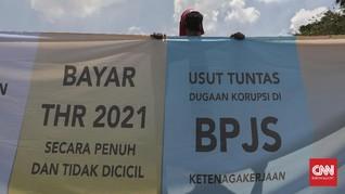 Kejagung Periksa Pejabat BPJS Naker Kasus Dugaan Korupsi
