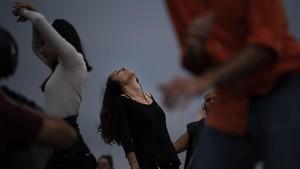 FOTO: Disko Senyap Sambil Jaga Jarak
