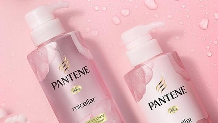 Kekuatan Micellar dan Air Mawar dalam Produk Terbaru Pantene