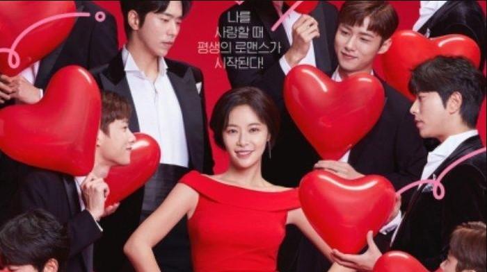 Men Are Men, Giliran Hwang Jung Eum (1985) yang harus menghadapi cinta, terutama Seo Ji Hoon (1997), penulis webtoon yang sudah seperti adik kandungnya sendiri / foto: kbs.co.kr