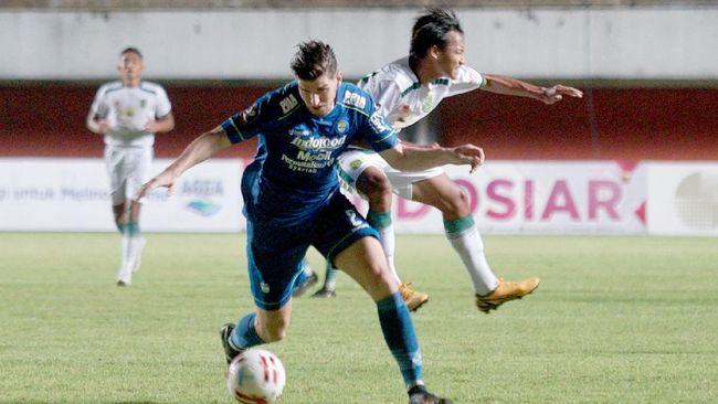 Persib Bandung memiliki sejumlah syarat menang atas PS Sleman pada leg pertama babak semifinal Piala Menpora 2021, Jumat (16/4).