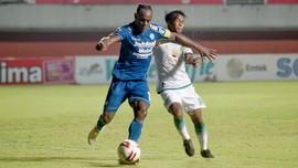 Target Alberts di Duel Puncak Klasemen Bali United vs Persib