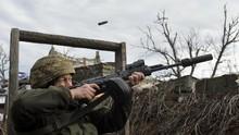 Rusia Setop Latihan Militer Besar-besaran di Dekat Ukraina