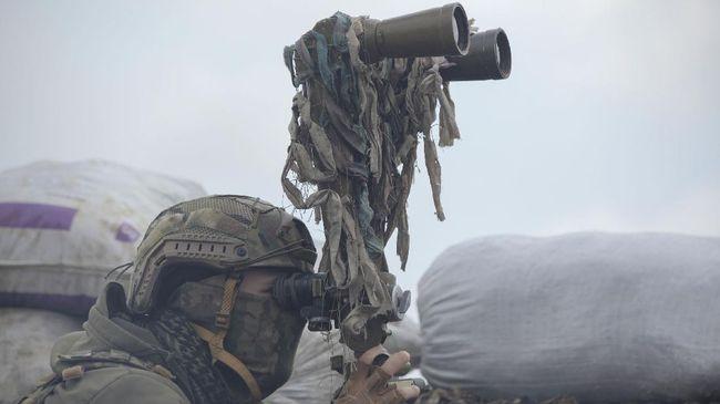 Rusia dan Ukraina saling usir diplomat sebagai dampak dari konflik kedua negara di perbatasan.