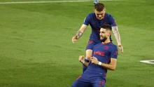 Utak-atik Peluang Atletico Juara Liga Spanyol Malam Ini