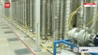 VIDEO: Israel Diduga Kembali Sabotase Fasilitas Nuklir Iran
