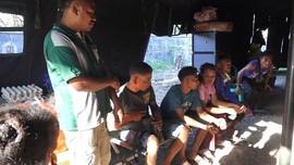 VIDEO: Kondisi Pengungsi Pasca Badai Seroja di Kupang