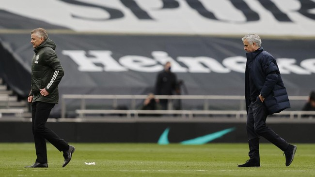 Putra Solskjaer Menyerang Mourinho dan Son Heung Min