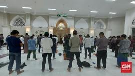 Antusias Imam dan Jemaah Bisa Tarawih Bersama Lagi