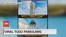 VIDEO: Viral Tugu Pamulang
