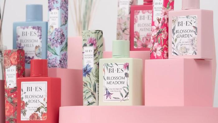 6 Varian Parfum BIES dengan Aroma Floral Mewah dan Harga Terjangkau