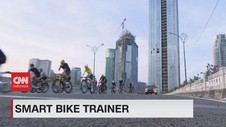 VIDEO: Mengenal Smart Bike Trainer