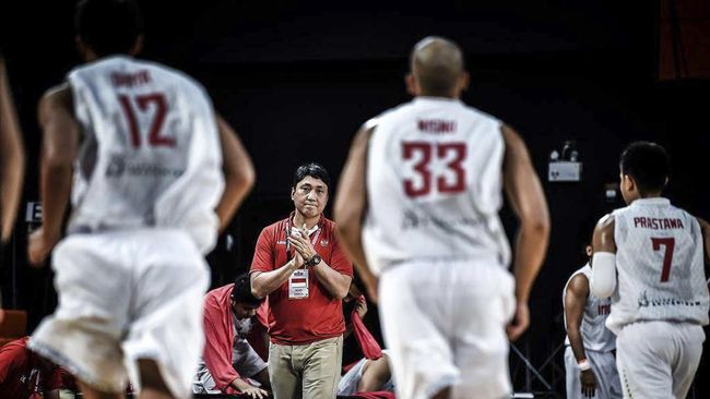 Saya merasakan berkah yang luar biasa selama menekuni olahraga basket karena banyak gelar yang diraih saat masih jadi pemain dan pelatih.