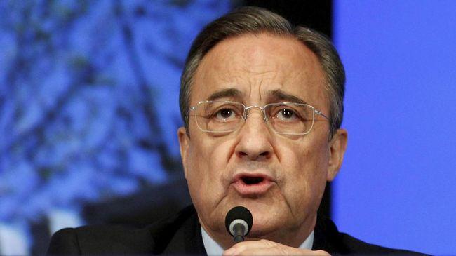 Presiden Real Madrid yang juga Ketua European Super League Florentino Perez menjelaskan tujuan kehadiran liga baru tersebut.