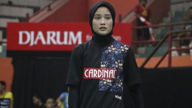 Hanna Ramadini mengambil keputusan besar dalam kariernya di badminton dengan meninggalkan Pelatnas Cipayung dan mendalami Islam.