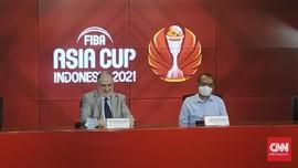 Indonesia Gelar FIBA Asia Cup 2021 di Masa Pandemi