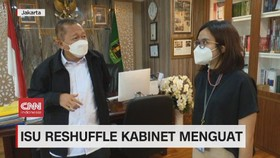 VIDEO: Isu Reshuffle Kabinet Menguat