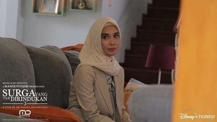 'Surga Yang Tak Dirindukan 3' Siap Tayang, Marsha Timothy Gantikan Raline Shah