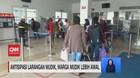 VIDEO: Antisipasi Larangan Mudik, Warga Mudik Lebih Awal