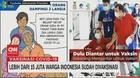 VIDEO: Lebih Dari 15 Juta Warga Indonesia Sudah Divaksinasi