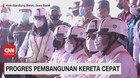 VIDEO: 2 Menteri & Gubernur Jabar Kunjungi Proyek KCIC