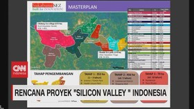 VIDEO: Rencana Proyek 'Silicon Valley' Indonesia