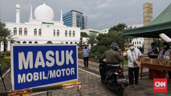 Masjid Agung Al-Azhar Jakarta Gelar Salat Ied Terbatas