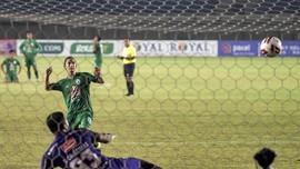 FOTO: PSS Rebut Tiket Terakhir Semifinal Piala Menpora