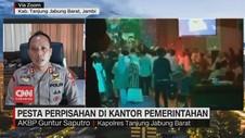 VIDEO: Pesta Perpisahan Di Kantor Pemerintahan