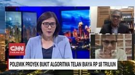 VIDEO: Polemik Proyek Bukit Algoritma Telan Biaya Rp 18 T
