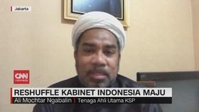 VIDEO: Prediksi Ngabalin  Soal Isu Reshuffle Kabinet