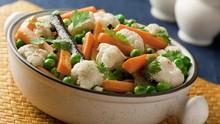 Resep Praktis Sahur: Tumis Sayur Campur Jamur