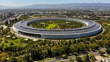 Google Maps Tampilkan Bukit Algoritma, Silicon Valley RI