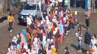 VIDEO: Picu Kerumunan, Pencairan Dana Bantuan Dibubarkan