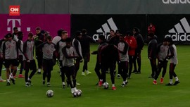 VIDEO: Leg 2 Munchen VS PSG, Lewandowski Masih Absen