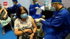 VIDEO: Vaksinasi Covid-19 Di Hari Pertama Puasa