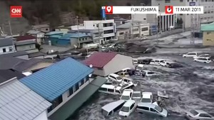 VIDEO: Jepang Buang 1 Juta Ton Air Terkontaminasi Nuklir