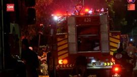 VIDEO: Api di Pasar Inpres Berhasil Dipadamkan
