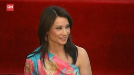VIDEO: Lucy Liu Jadi Penjahat di Sekuel Shazam!