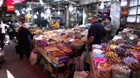 VIDEO: Banyak Warga Irak Tak Mampu Beli Kebutuhan Ramadan