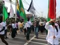 Myanmar Kembali Membara, Aparat Tembaki Tim Medis yang Demo