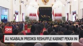 VIDEO: Isu Reshuffle Kabinet Menguat, Siapa Yang Terdepak?