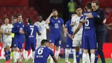 FOTO: Chelsea Lolos ke Semifinal Usai Singkirkan Porto