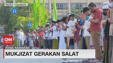 VIDEO: Mukjizat Gerakan Salat