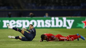 FOTO: PSG Sukses Balas Dendam pada Bayern