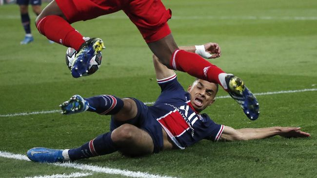 Paris Saint-Germain (PSG) sudah menjejakkan kaki ke babak semifinal Liga Champions. Namun mereka terbilang lemah di kandang.