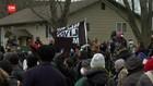 VIDEO: Unjuk Rasa Anti Kekerasan Polisi Terjadi Lagi Di AS