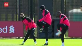 VIDEO: Jelang Liverpool Kontra Real Madrid Malam Nanti
