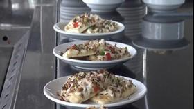 VIDEO: Manakish, Pizza ala Timur Tengah untuk Buka Puasa