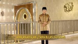 VIDEO: Tanpa Penghayatan, Amalan Ramadan Tak Akan Ada Artinya